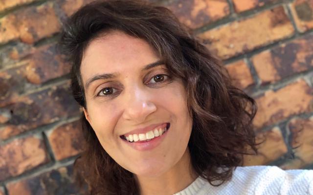 Retrato da bióloga Anazelia Tedesco
