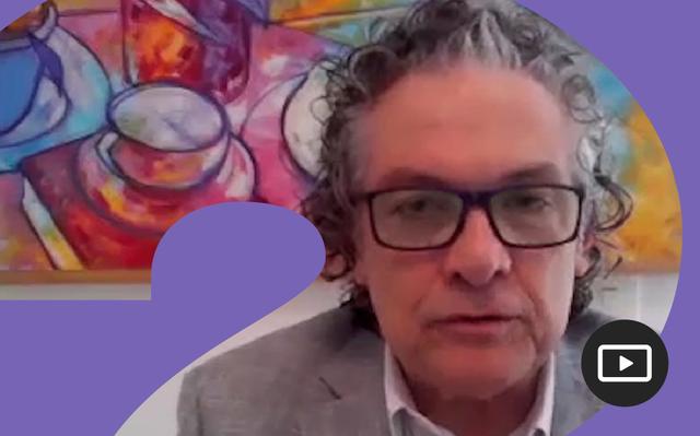 Captura do vídeo do pesquisador Ricardo Paes de Barros