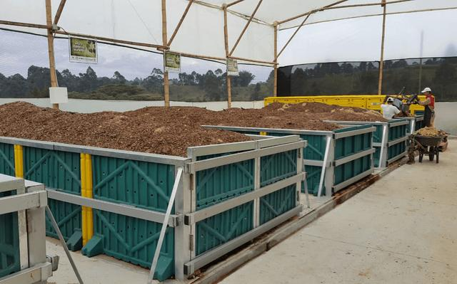 containers com terra