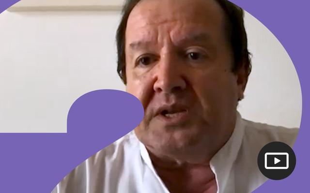 captura do vídeo do pesquisador Ricardo Castro