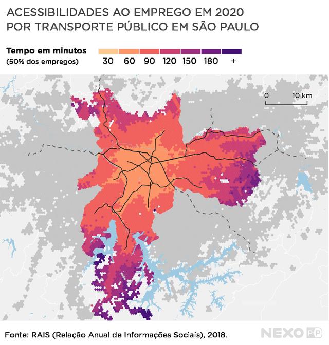 mapa de são paulo